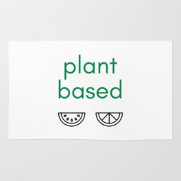 PLANT BASED - VEGAN Rug