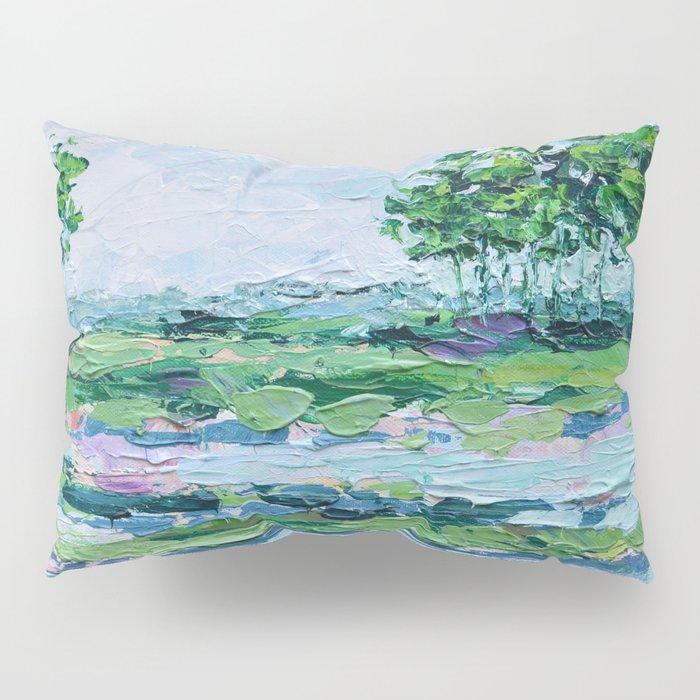 Marsh Romance Pillow Sham