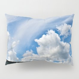 Cloud Path to the Milky Way Pillow Sham