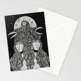 Aliēnus Stationery Cards