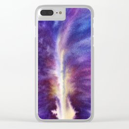 Between the Nothing Clear iPhone Case