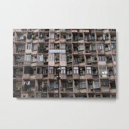 Mongkok Metal Print