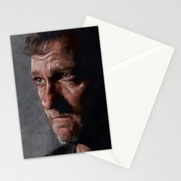 Richard From The Kingdom - The Walking Dead Stationery Cards