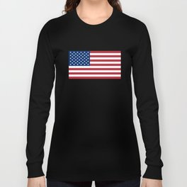 U.S. Flag Long Sleeve T-shirt