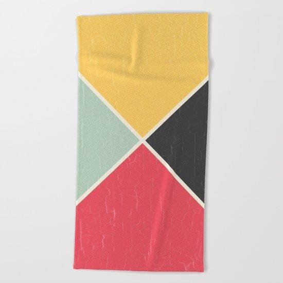 Quarters Beach Towel