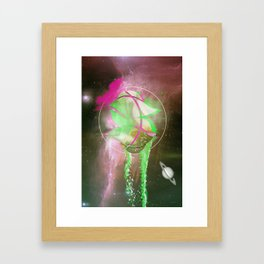 &dos Framed Art Print