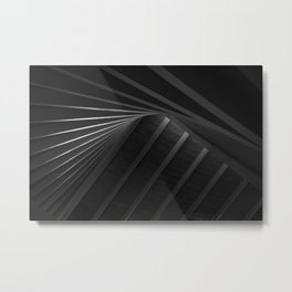 Architecture Geometry - Design Museum Metal Print