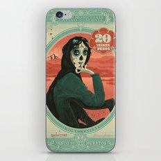 Señora Lavery iPhone & iPod Skin