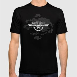 Order of the White Lotus World Map T-shirt