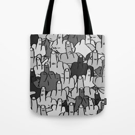 fuckyourself Tote Bag