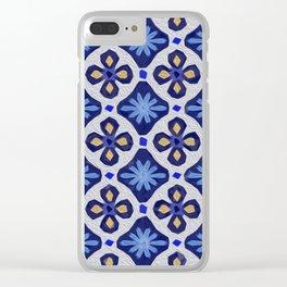 Talavera Clear iPhone Case