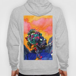 Crazy man in the mountains Hoody