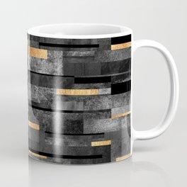 Urban Black & Gold Kaffeebecher