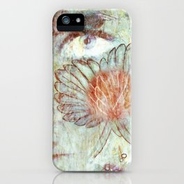 In hindsight iPhone Case
