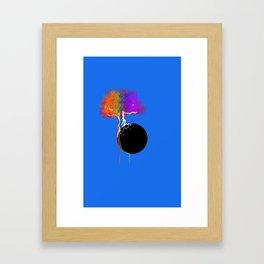Abysmal Dream Framed Art Print