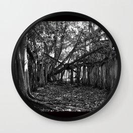 Everglades. Wall Clock