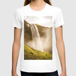 Golden Hour Falls T-shirt