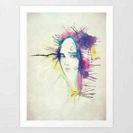 Blower's Daughter Art Print