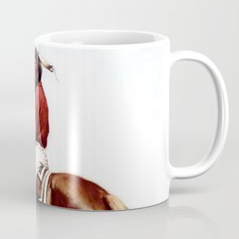 "Western Art ""Comanche Brave"" by Frederic Remington Coffee Mug"