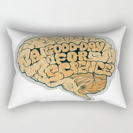 A good day for science Rectangular Pillow