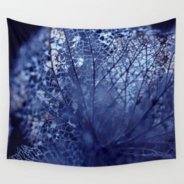 Disintegration in Blue Wall Tapestry