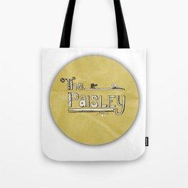 The Paisley Logo Tote Bag