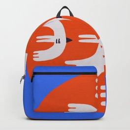 Onwards & Upwards Feathered Friends Backpack