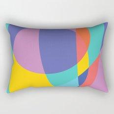 Geometric Beach Ball 2 Rectangular Pillow