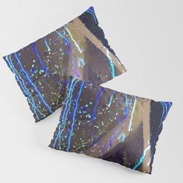 Graffiti & Glow Paint Pillow Sham