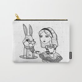 how long is forever? Carry-All Pouch