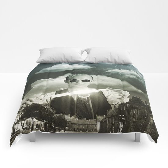 Blinded Comforters