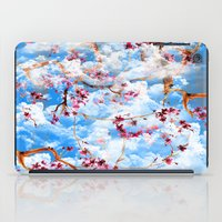 sakura iPad Cases featuring SAKURA by sametsevincer