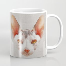 Cat #4 Coffee Mug