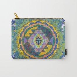 Dynama Sri Yantra Carry-All Pouch