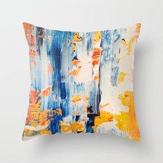 THREADED Throw Pillow