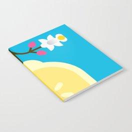 Fruit: Lemon Notebook