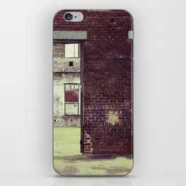 Courtyard iPhone Skin