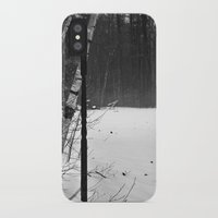 narnia iPhone & iPod Cases featuring Welcome to Narnia by Kristina McComb