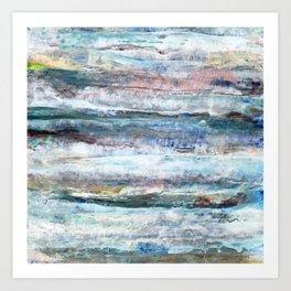 Conception Bay Art Print