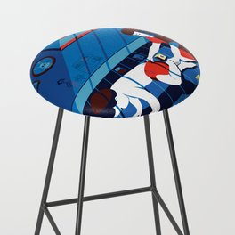 brother and sister Bar Stool