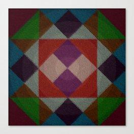 Triciqua Canvas Print