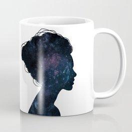 Galaxy Girl Coffee Mug