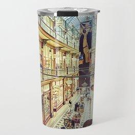 Antique Arcade Travel Mug