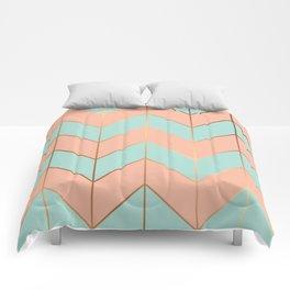 Marble Geometry 059 Comforters