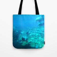 Under SeaWorld Tote Bag