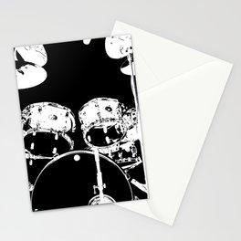 DIGITAL DRUMS Stationery Cards