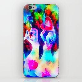 Rainbow Sisterhood iPhone Skin