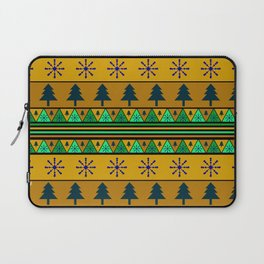 Christmas pattern Laptop Sleeve