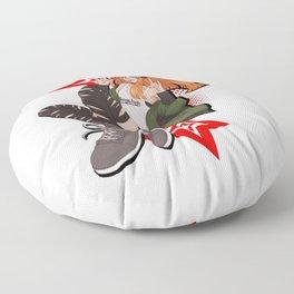 Persona Futaba Waifu Chibi Floor Pillow
