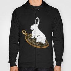 Follow The White Rabbit Hoody